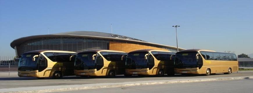 Reisebus in Griechenland mieten